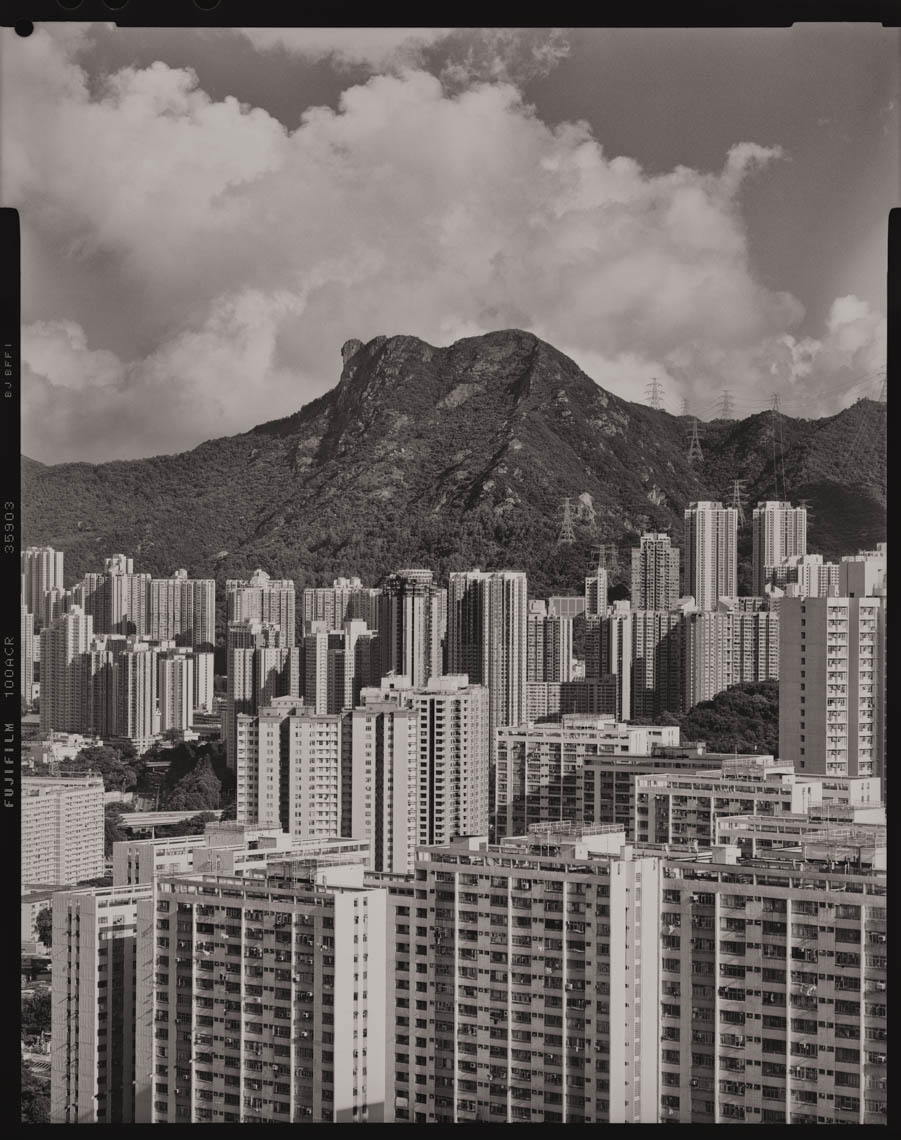 Lion Rock Spirit Hong Kong