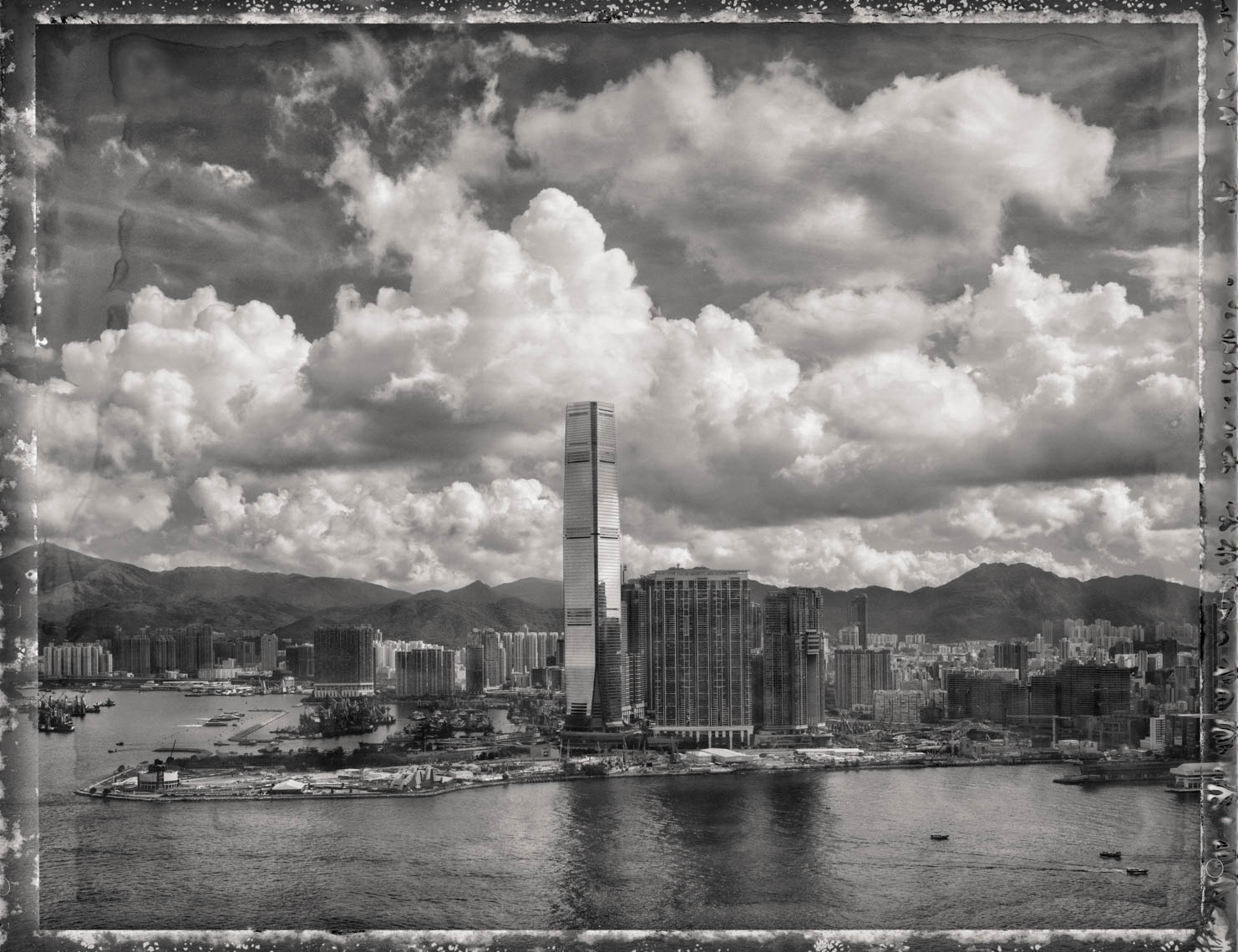 West Kowloon Hong Kong ICC